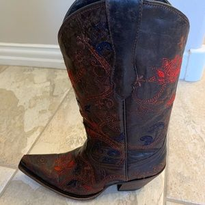 Lucchese Shoes - Lucchese women's cowboy boots